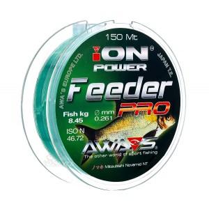 Влакно за фидер риболов Awa-Shima Ion Power Feeder Pro - 150м