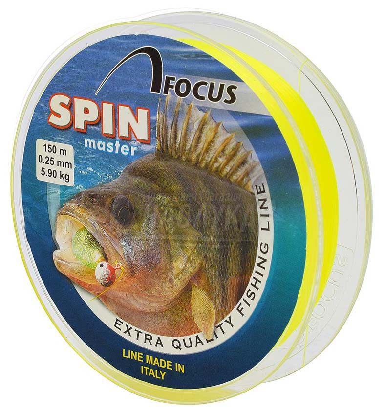 Монофилно влакно Focus Spin Master 150 м