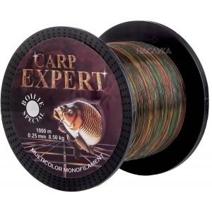 Монофилно влакно Carp Expert Multicolor 1000м