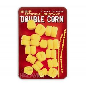 Двойна плуваща царевица E.S.P. Double Corn - Жълта