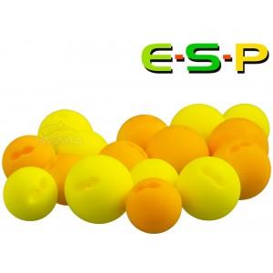 Плуващи топчета ESP Boilies - Флуоресцентно жълти