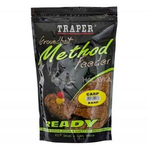 Готова паста за метод фидер Traper Carp - Шаран