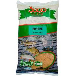 Захранка Sensas 3000 Club Riviere - Река