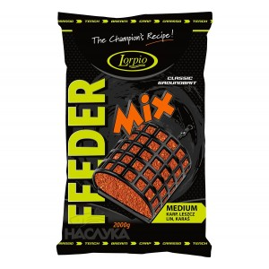 Захранка Lorpio Feeder Mix Medium - 2.0кг
