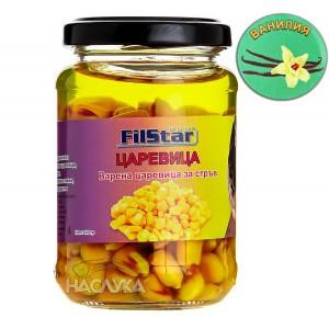 Варена царевица в буркан Filstar - Ванилия