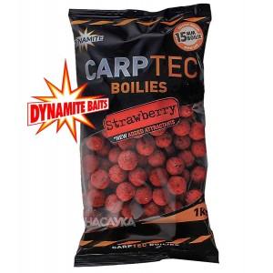 Протеинови топчета Dynamite Baits Carptec Strawberry - 1кг