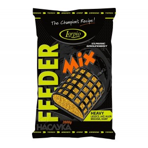 Захранка Lorpio Feeder Mix Heavy - 2.0кг