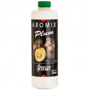 Течен ароматизатор Sensas Aromix Plum - Синя слива