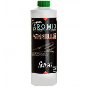 Течен ароматизатор Sensas Aromix Vanille - Ванилия