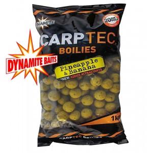 Протеинови топчета Dynamite Baits Carptec Pineapple & Banana - 1кг