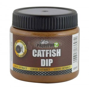 Дип за сом Carp Zoom Catfish Liver Extract