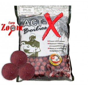 Протеинови топчета Carp Zoom Act-X 16 мм - Hot Spice - Garlic