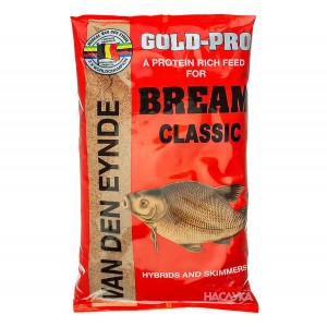 Захранка за платика VDE Gold Pro Bream - Натурална