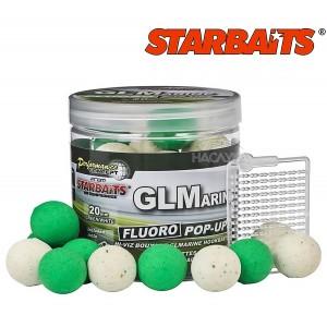 Поп-ъп топчета StarBaits Fluoro Pop-Ups GL Marine