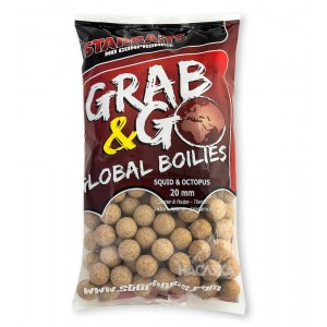 Протеинови топчета Star Baits Grab and Go Global Squid-Octopus