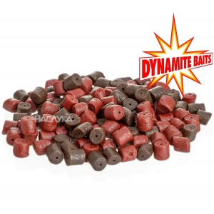 Пелети за стръв Dynamite Baits Hook Pellets Pre-Drilled - Garlic