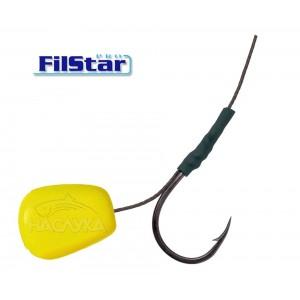 Изкуствена плуваща царевица FilStar - Жълта