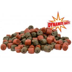 Пелети за стръв Dynamite Baits Hook Pellets Pre-Drilled - Krill