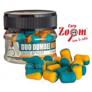 Балансирани дъмбели Duo Dumbel Wafters - Squid-Apricot