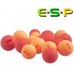 Плуващи топчета ESP Boilies - Червени и Оранжеви
