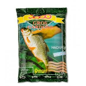 Захранка за риболов Sensas 3000 Gros Gardons