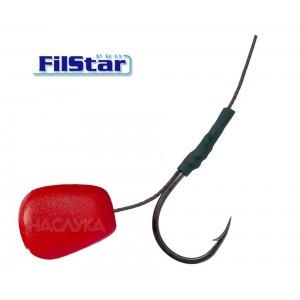 Изкуствена плуваща царевица FilStar - Червена