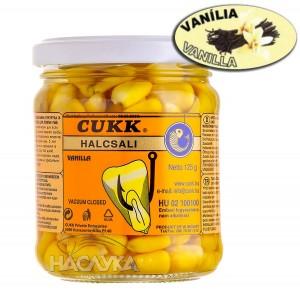 Варена царевица за риболов Cukk - Ванилия
